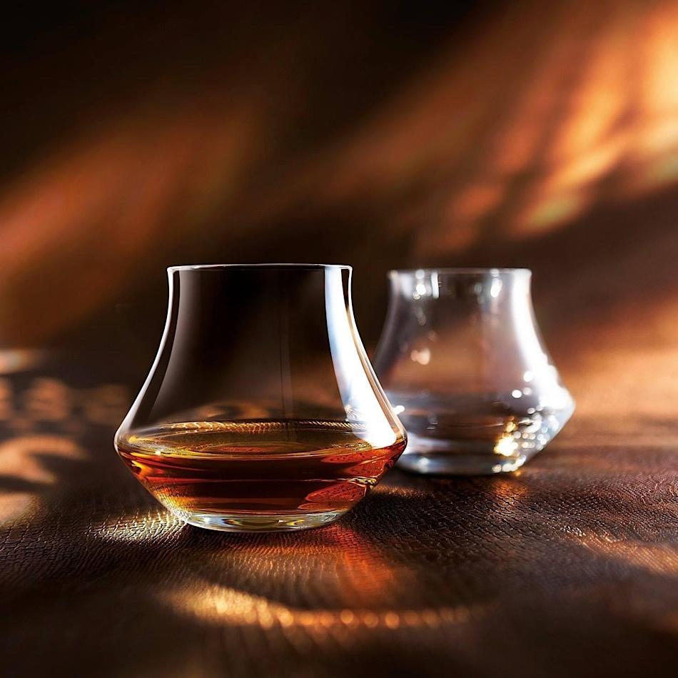 erre à whisky Chef & Sommelier la boite de 6