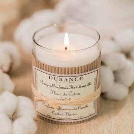 Bougie Parfumée Durance Fleur De Coton