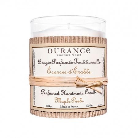 Bougie Durance Ecorces D'érable