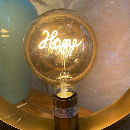 """Ampoule vintage led """"HOME"""""""