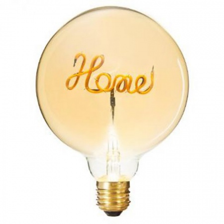 "Ampoule vintage led ""HOME"""