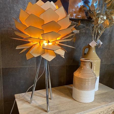 lampe artichaut à poser