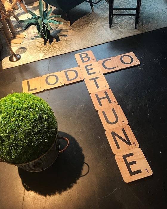 Lodeco décoration, Concept Store